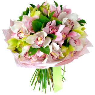 Орхидея микс 4